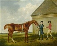 eclipse by george stubbs