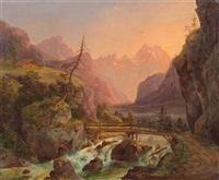 lauterbrunnen by joseph altenkopf
