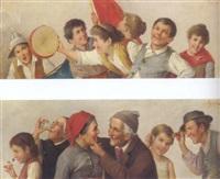 die fünf sinne by agosti