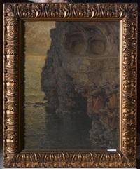 die grotte von polignano in bari by raffaelo armenise