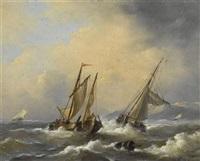 marine by gerard van der laan