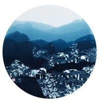 剔青「美丽家园」瓷板 by luo xiaocong