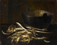 fischstilleben by alexis vollon