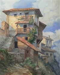 valencia bei sonnenaufgang by eduard d' aracil sasal
