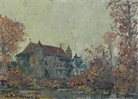 schloss by charles baillon-vincennes