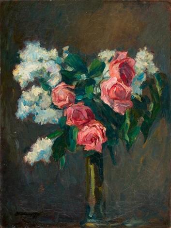 rosenstilleben by alexander leo soldenhoff