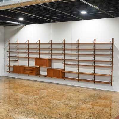 Eight Bay Wall Unit By Cado Modern Furniture