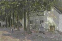 morgen am bauernhof by rené reinicke