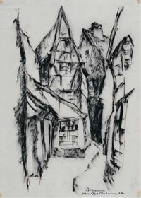 ohne titel (c. 140 works) by hans bartolmes