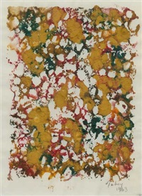 summertime by mark tobey