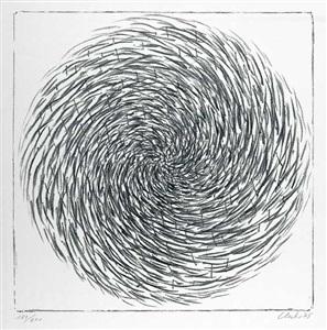 artwork by günther uecker