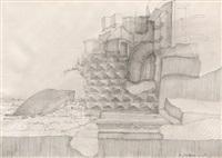 architekturfragmente by peter ackermann