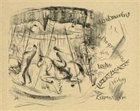 montmartre by lou albert-lasard