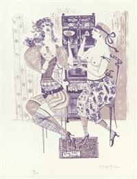 damen lieben ein likörchen by bele bachem