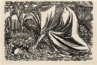 kindertod by ernst barlach