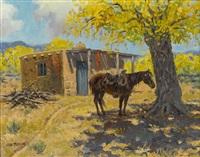 spanish autumn by joe neil beeler