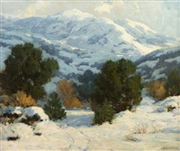 after the snow by william thomas mcdermitt