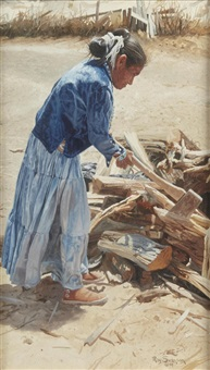 navajo firewood by ray swanson