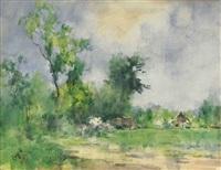 untitled (countryside) by kin'ichiro ishikawa