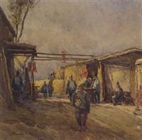ying kou, china by kin'ichiro ishikawa