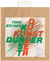 7000-eichen-tüten by joseph beuys