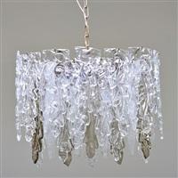 vetrerie colonna chandelier by ferro murano