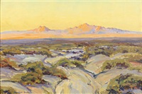 desert view by charles worden bethell