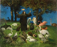 preaching to the flock by julius moessel