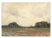 across the fields, laren, holland by anna althea hills