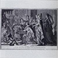 salomons götzendienst by pietro monaco