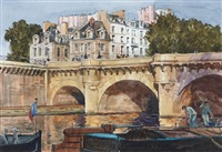 pont neuf by james kramer