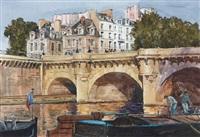 pont neuf by james kramer