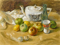 still life by frank harmon myers