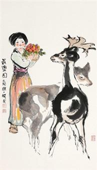 长乐图 by cheng shifa