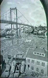 fran goteborgs hamn by mona huss-wallin