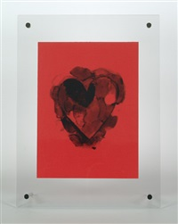 welcome home lovebirds by jim dine