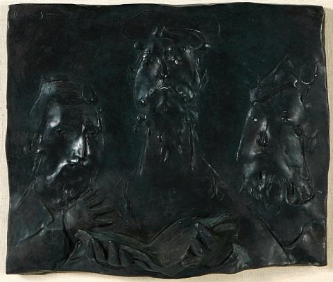 three scholars by david aronson