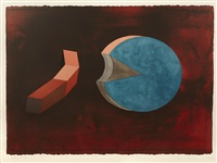 untitled by ronald davis