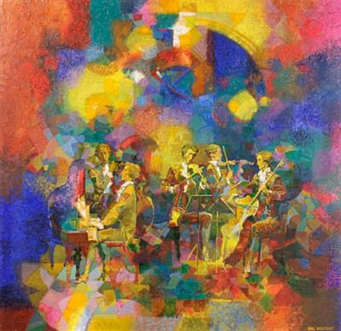 the orchestra by samal boldyrev