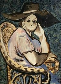 paysanne, chapeau by janice biala
