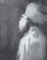 bildnis eines mullahs by konrad filip