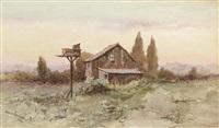ranch house by elmer wachtel