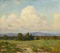 a texas landscape by olin herman travis