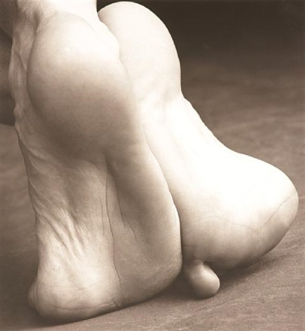 untitled feet by blake little