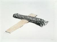 zwei bretter und ein tuch (+ 4 others; 5 works) by wolfgang gaefgen