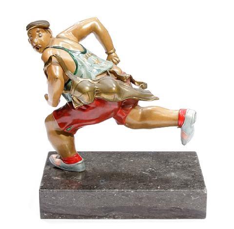 the runner by hiro yamagata