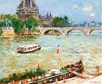 le bateau manche by max agostini