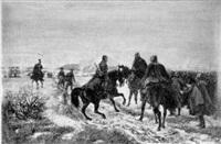preussische truppen by wilhelm emele
