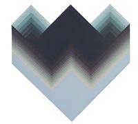 folded diamond phase 79 by guy john cavalli