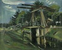 ziehbrücke by rudolf jacobi